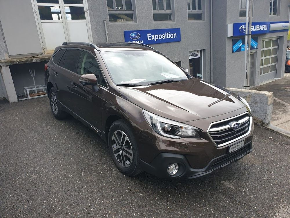 SUBARU Outback 2.5i Swiss Plus AWD Lineartronic
