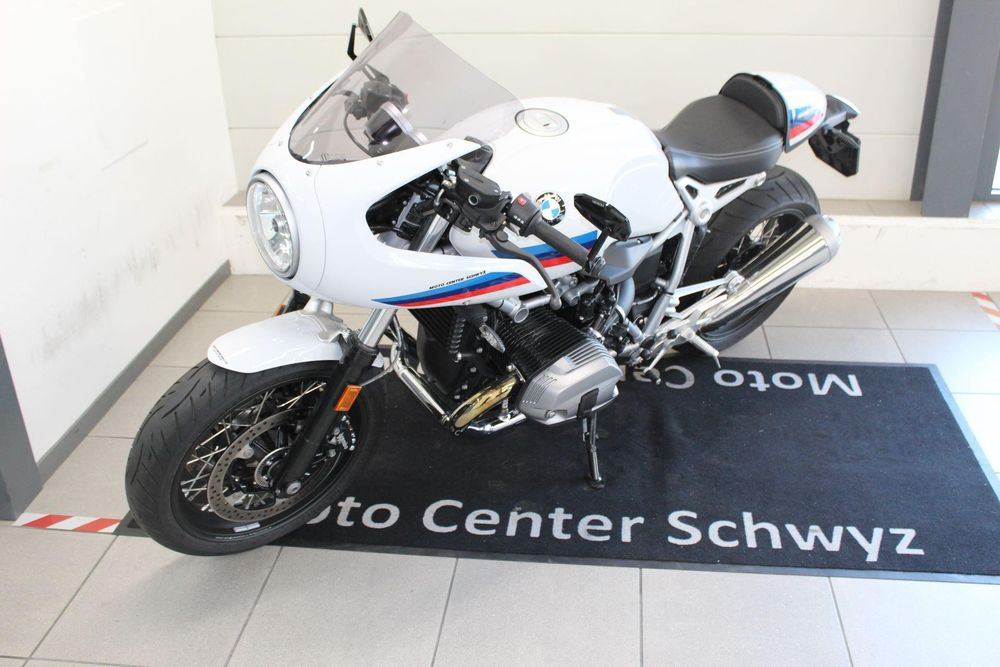 BMW R nine T Racer ABS
