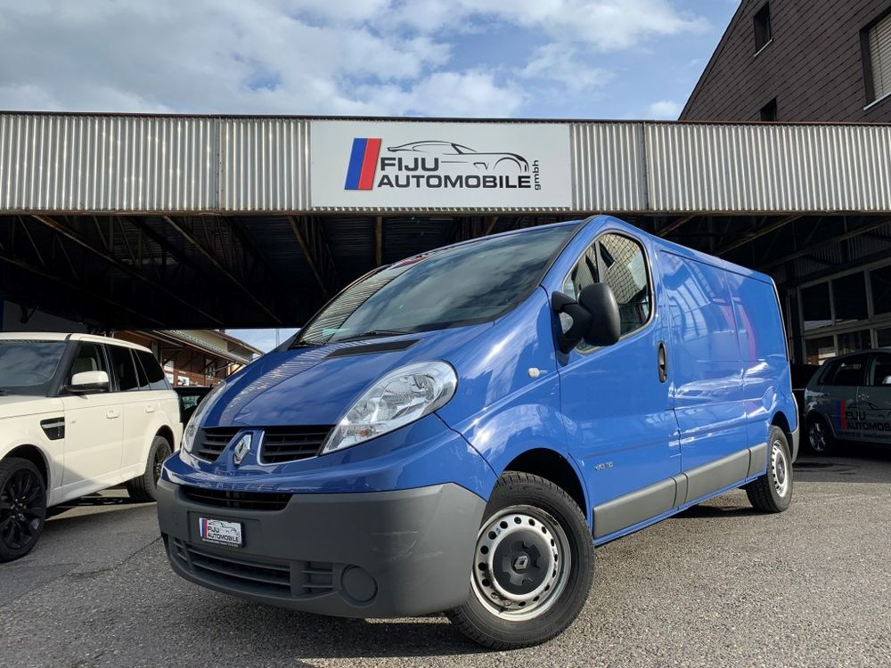 Renault Trafic 2.0 dCi 115 A 2.9t L2H1