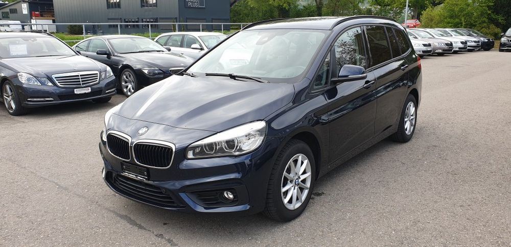 BMW 218d Gran Tourer Steptronic