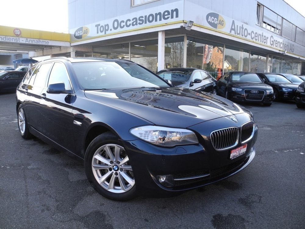 BMW 530d xDrive Touring Steptronic