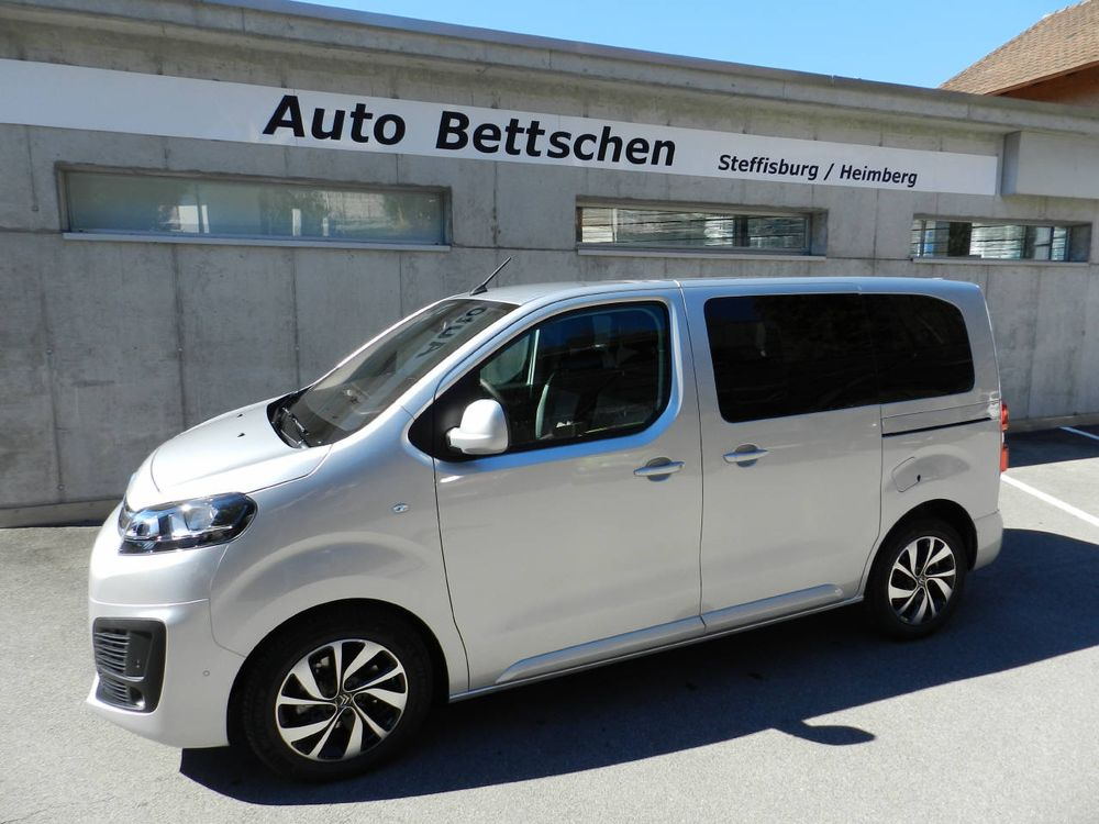 Citroen Spacetourer XS 1.5 BlueHDi 120 Feel S/S