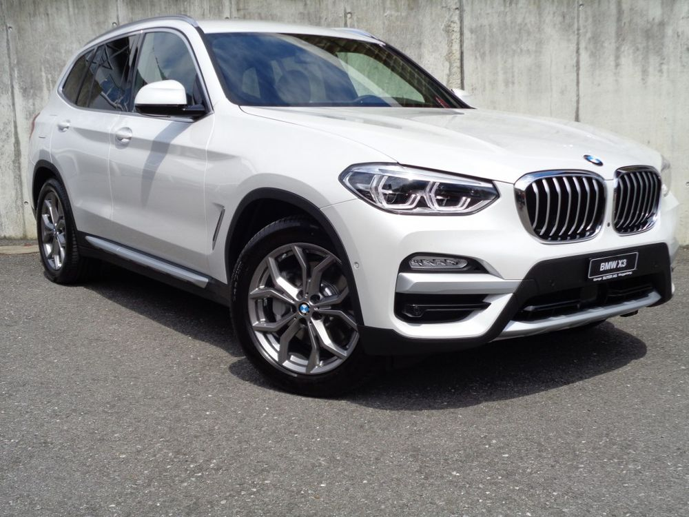BMW X3 xDrive 30i xLine Steptronic