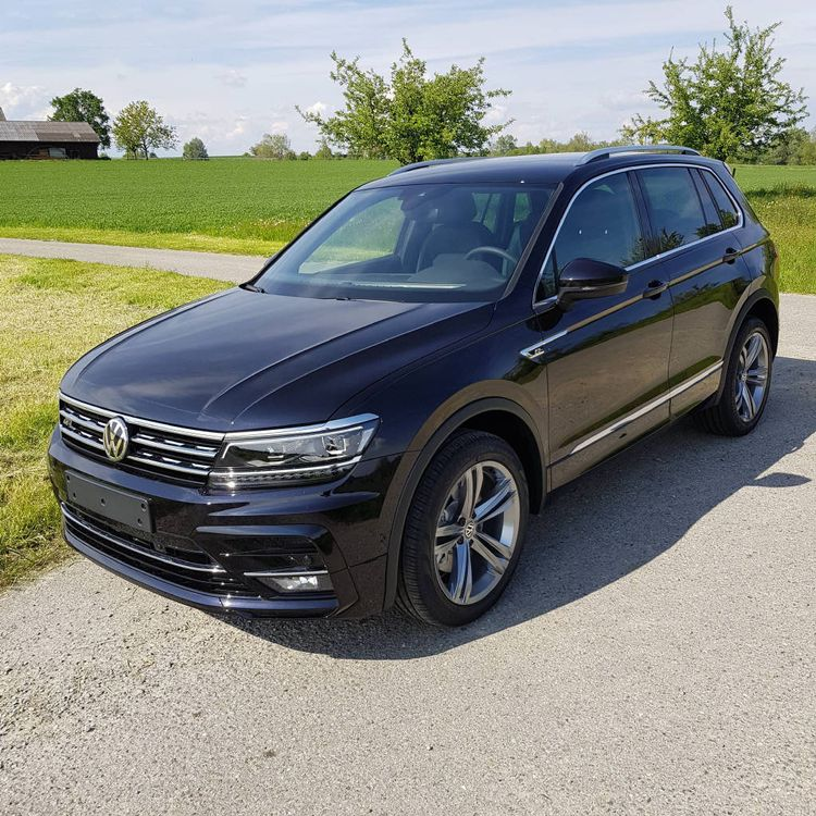 VW Tiguan 2.0 TSI Highline DSG