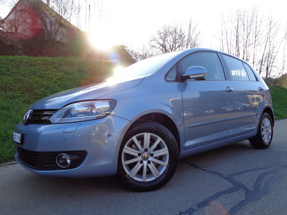 VW Golf Plus 1.2 TSI Team DSG