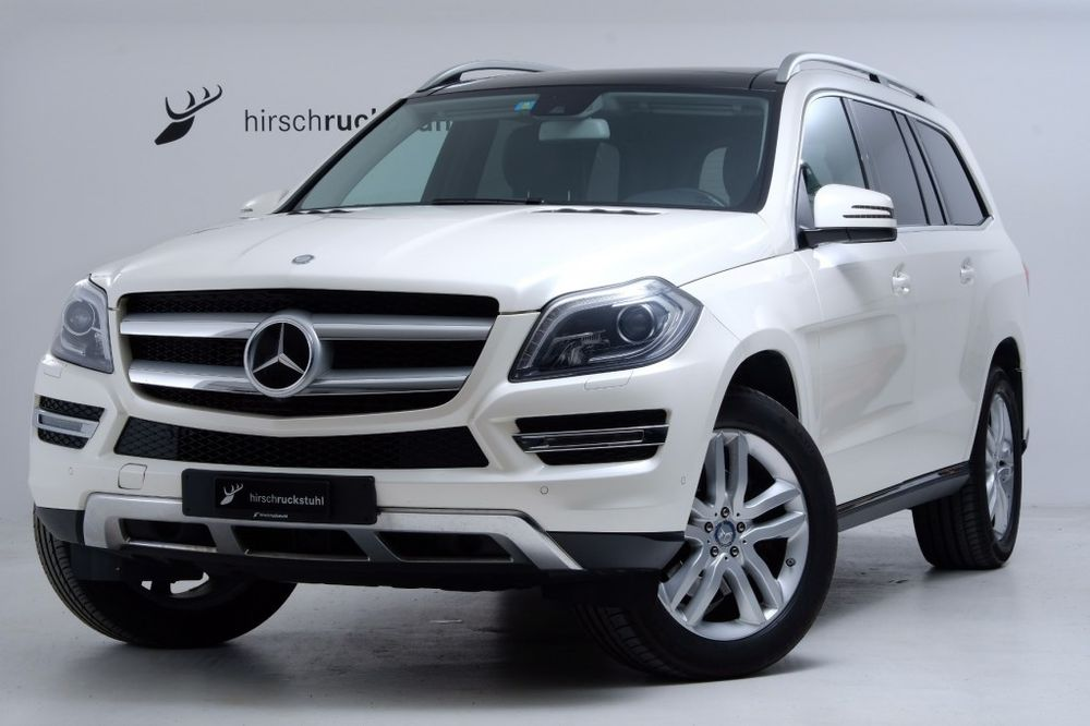 Mercedes-Benz GL 350 BlueTEC 4Matic 7G-TRONIC