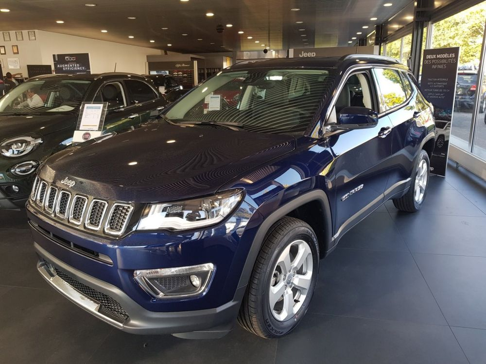 Jeep COMPASS 4x4 1.4 MA 170cv Limited
