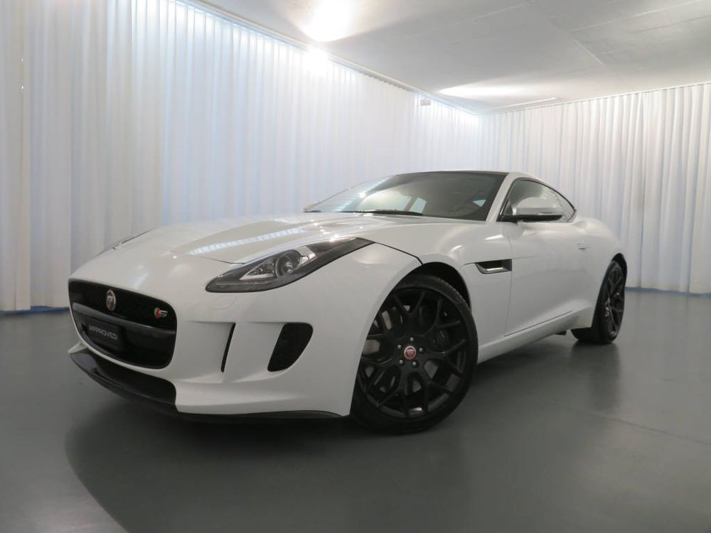 Jaguar F-Type 3.0 V6 S AWD