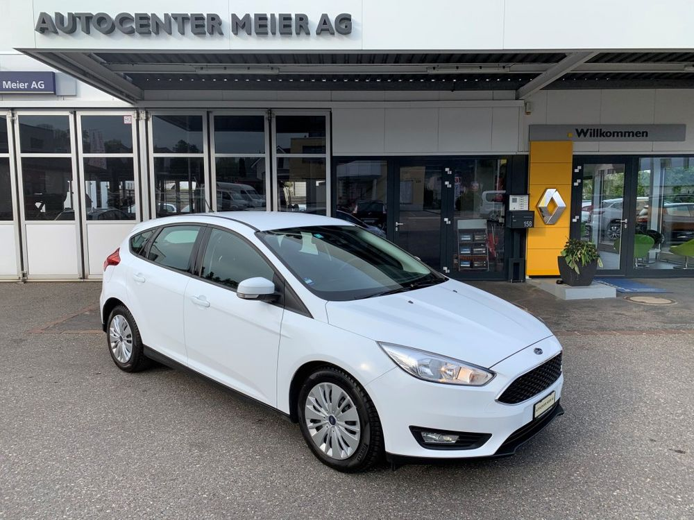 Ford Focus 1.5 TDCi Business PowerShift