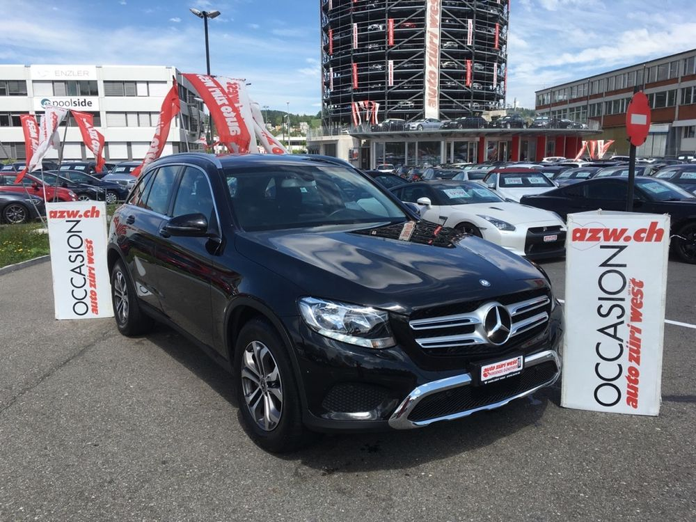 Mercedes GLC 220d Business 4Matic G-Tronic-Aut.