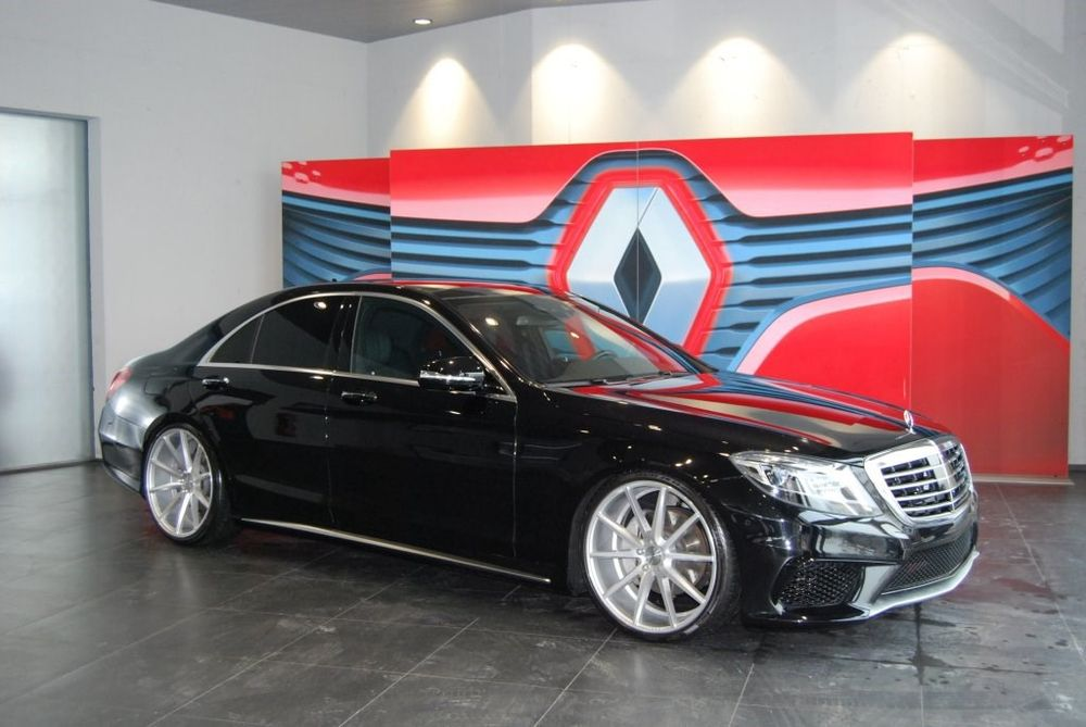 Mercedes-Benz S 350 d 4Matic 9G-Tronic