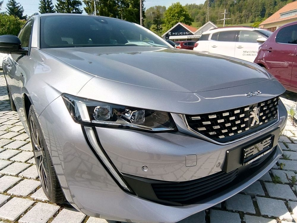 PEUGEOT 508 SW 1.6 Pure Tech GT Line EAT8