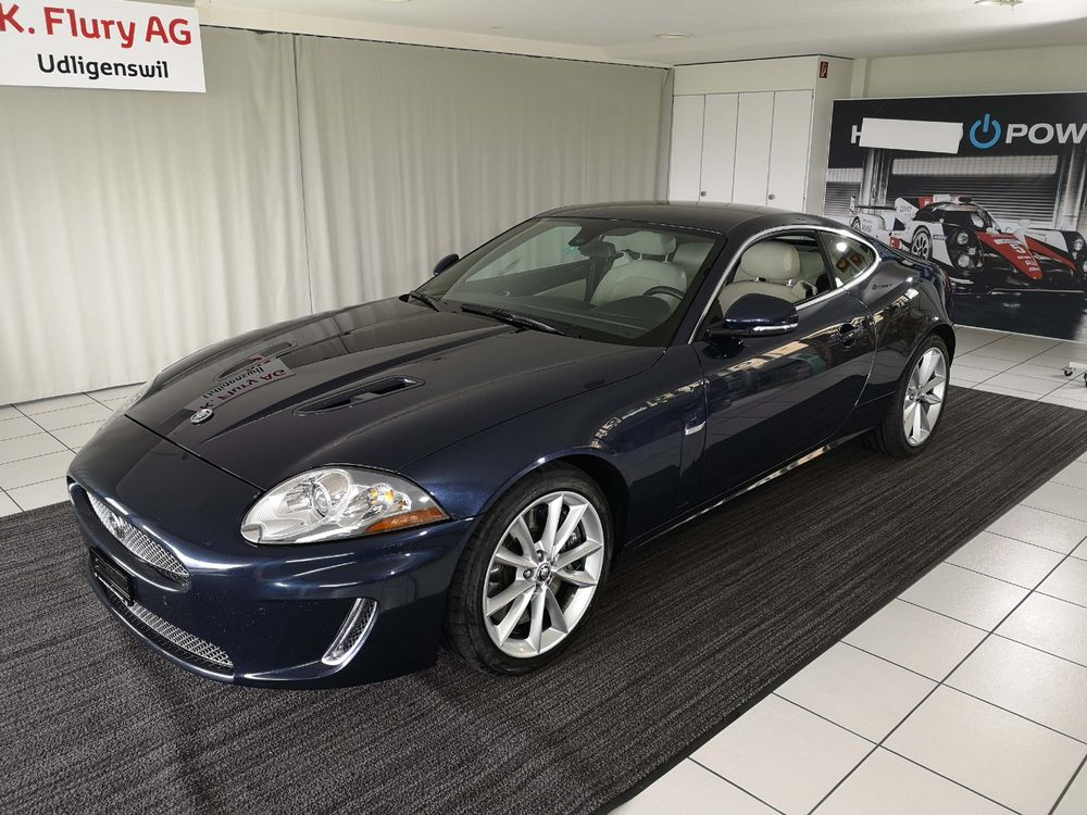 Jaguar XKR Coupé 5.0 V8 Supercharged