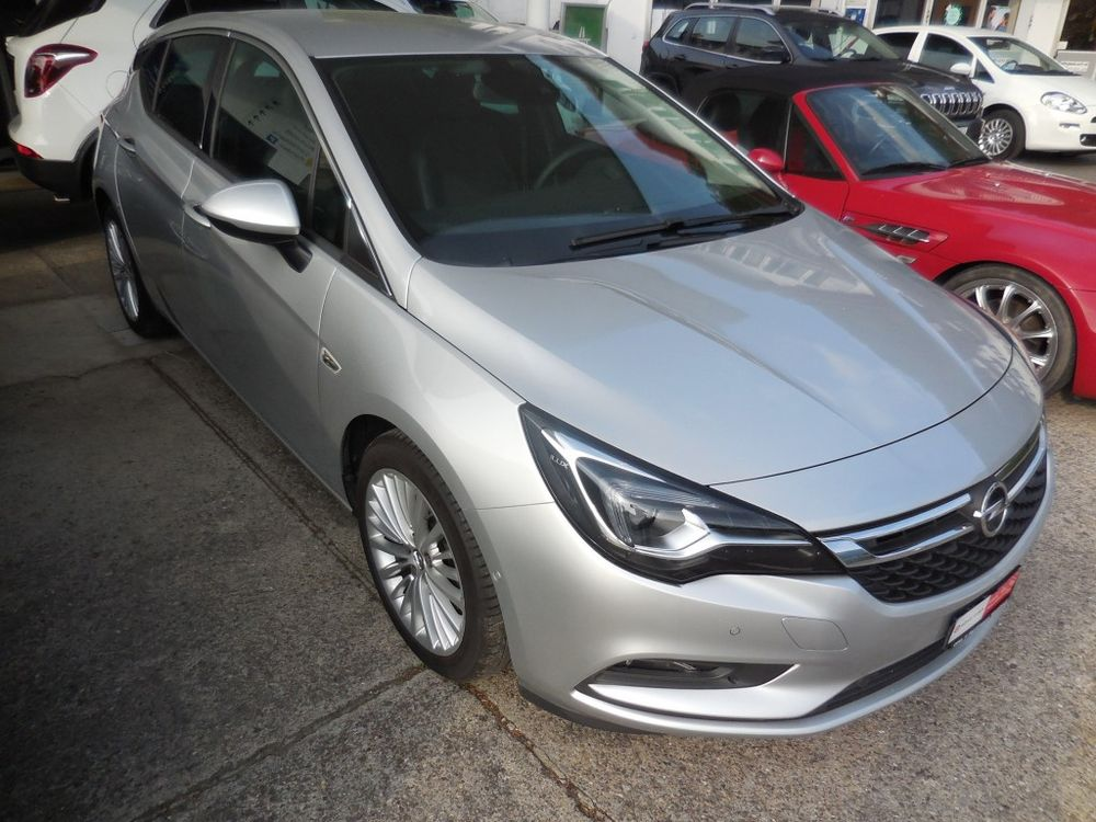 Opel Astra 1.6 CDTi ecoF Excellence