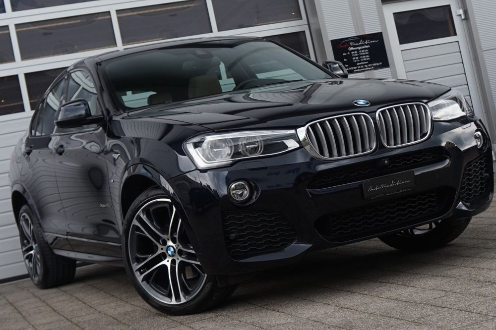 BMW X4 xDrive 30d - M SPORT PAKET - TOP OPT