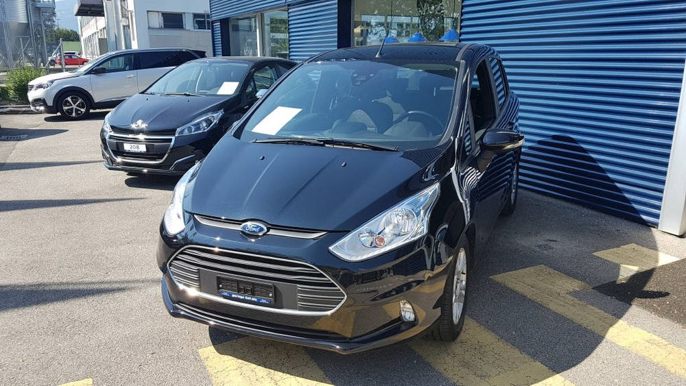 Used Ford B-Max 1.0 EcoBoost