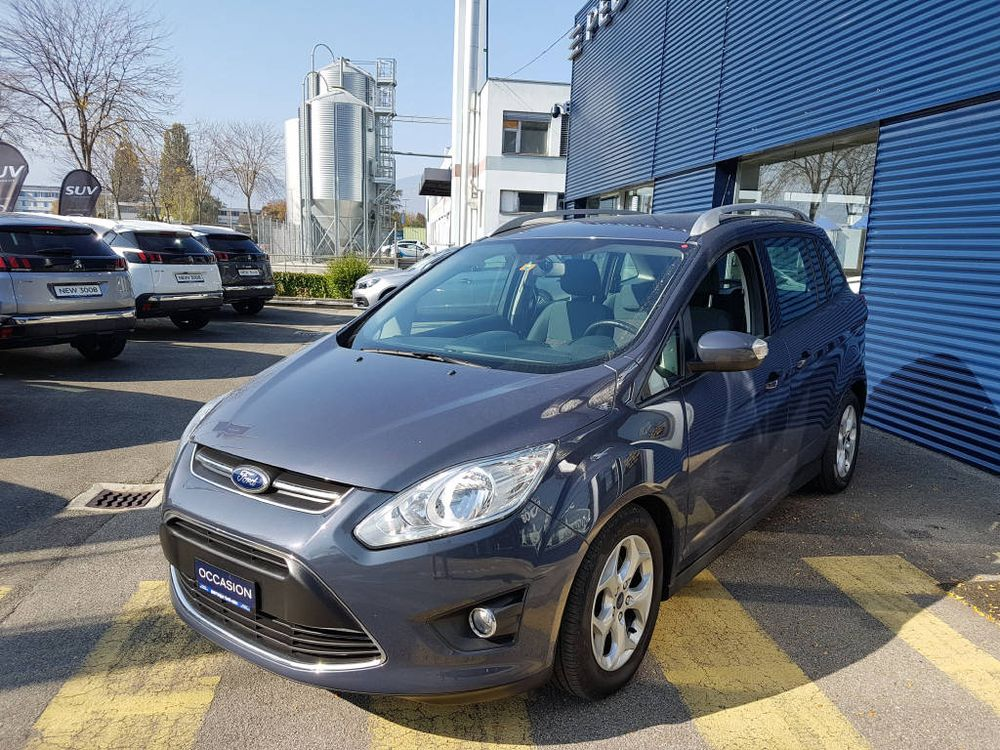 Used Ford Grand C-Max 1.6