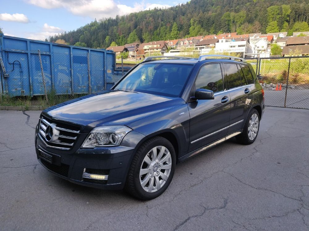 Mercedes-Benz GLK 220 CDI BlueEfficiency 4Matic 7G-Tr
