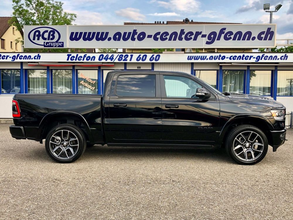 Dodge Ram Sport ´´BlackPaket´´ CrewCab 5,7i V