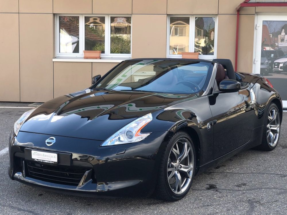 Nissan 370 Z Roadster Pack Automatic I 328PS I