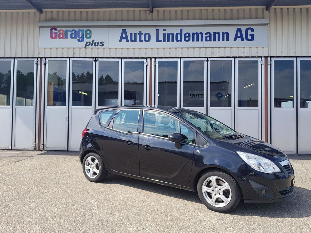 OPEL Meriva 1.7 CDTi Enjoy Automatic