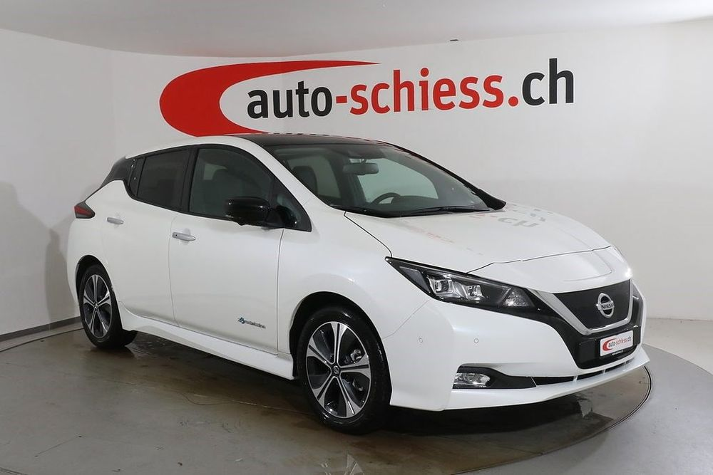 Nissan LEAF Tekna 40kwh Bi-Color (incl battery)