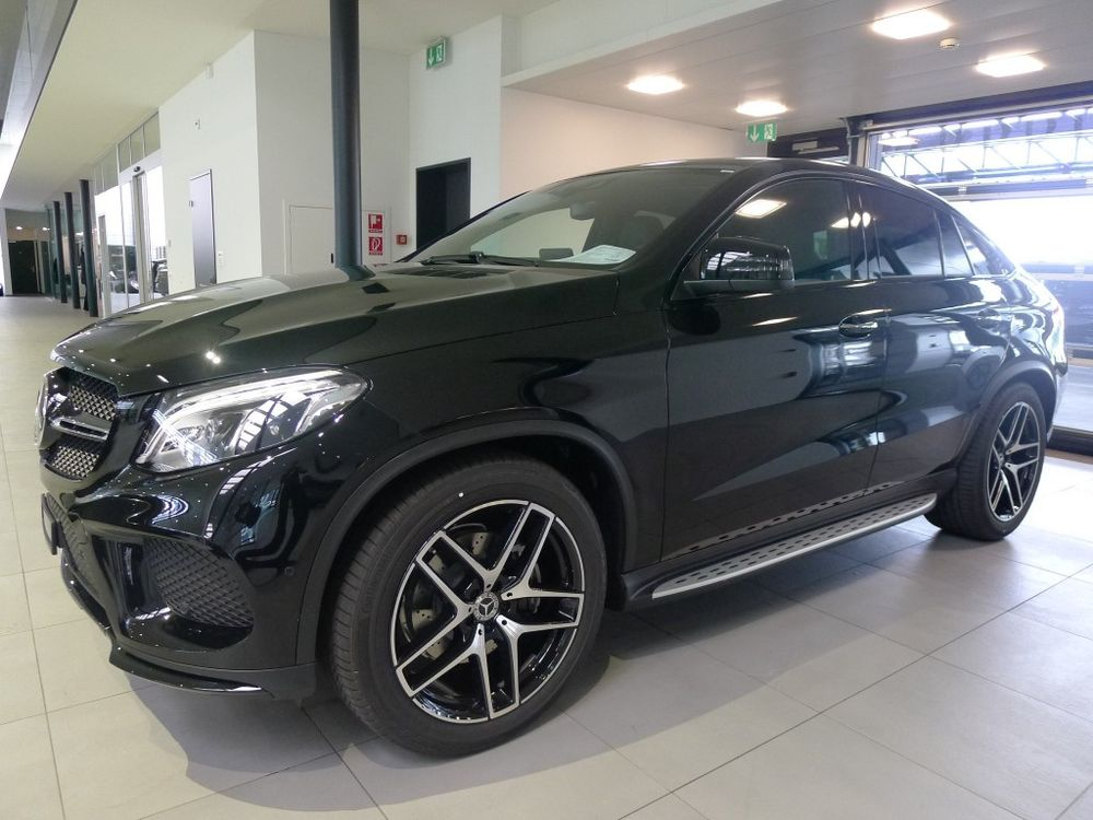 Mercedes-Benz GLE Coupé 350 d 4Matic 9G-Tronic