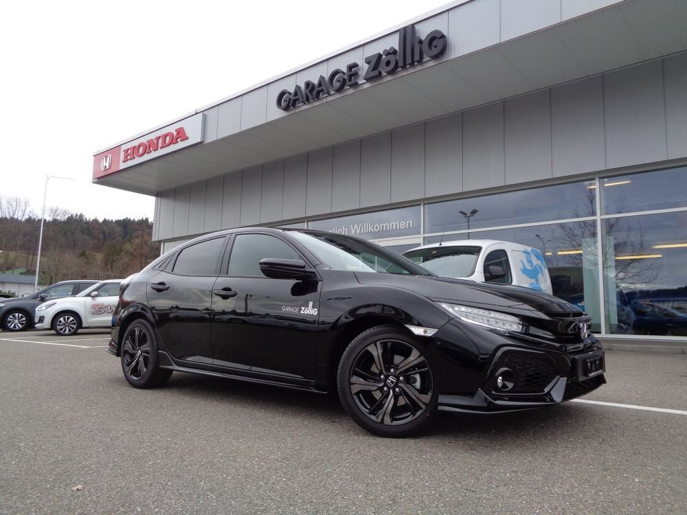 Honda Civic 1.5 VTEC Sport Plus CVT*