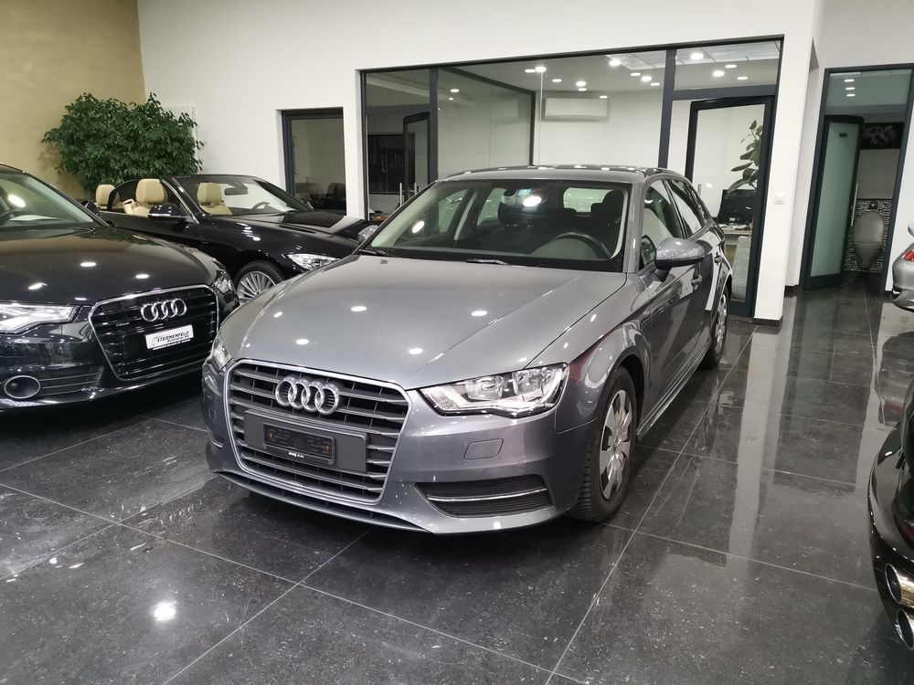 Audi A3 Sportback 1.6 TDIe ultra Attraction