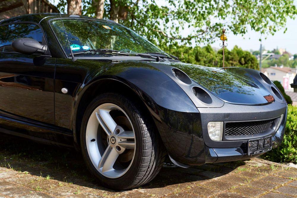 SMART roadster-coupé