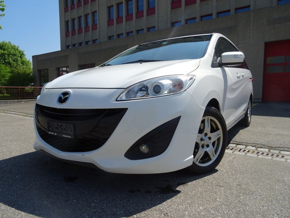Mazda 5 2.0 16V Exclusive Activematic
