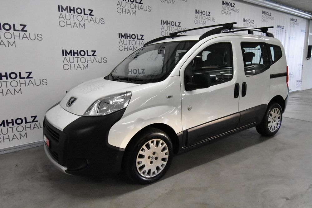 Peugeot Bipper Tepee 1.3 HDI 75 PS Outdoor