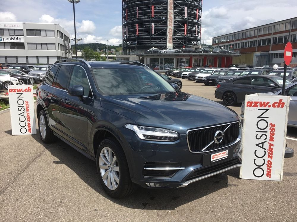 Volvo XC90 T5 AWD Momentum Geartr.-Automat 7-