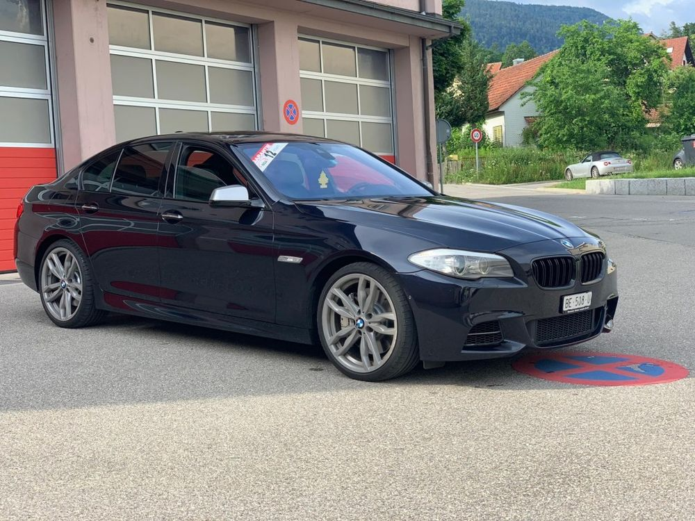 BMW M550d xDrive Steptronic