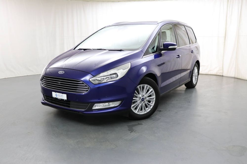 Ford Galaxy 2.0 TDCi 180 Titanium FPS 4x4
