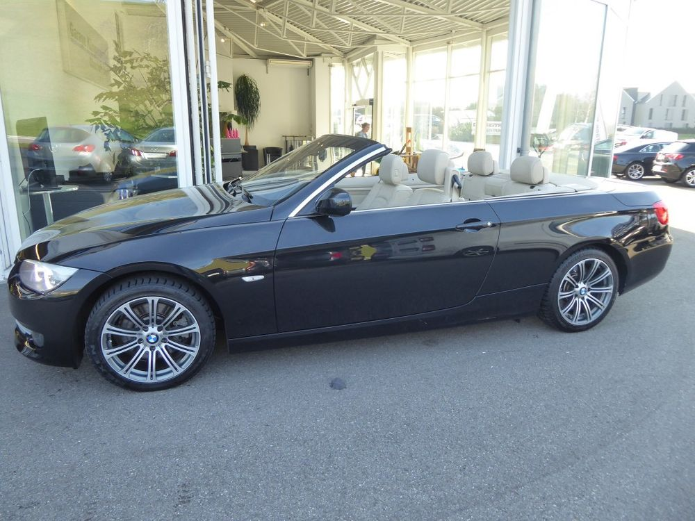 BMW 330d Cabriolet Steptronic