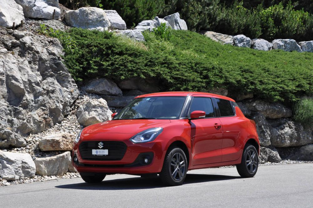 Suzuki Swift 1.2 Compact Top Hybrid 4x4