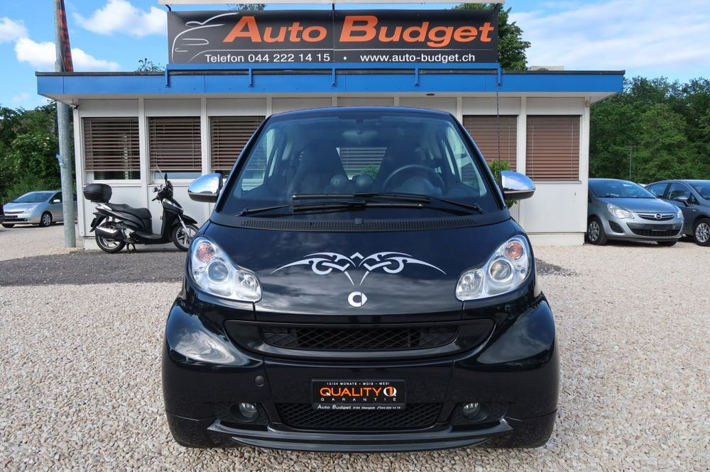 Smart fortwo pulse mhd softouch