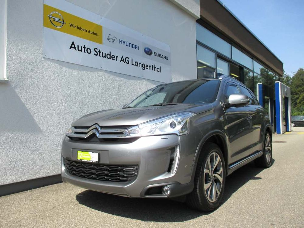 Citroen C4 Aircross 1.6 HDi 115 Excl.4WD S/S