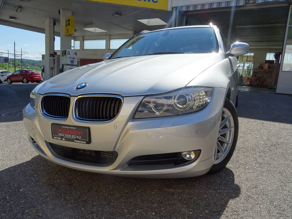BMW 320d Touring Dynamic Edition Steptronic