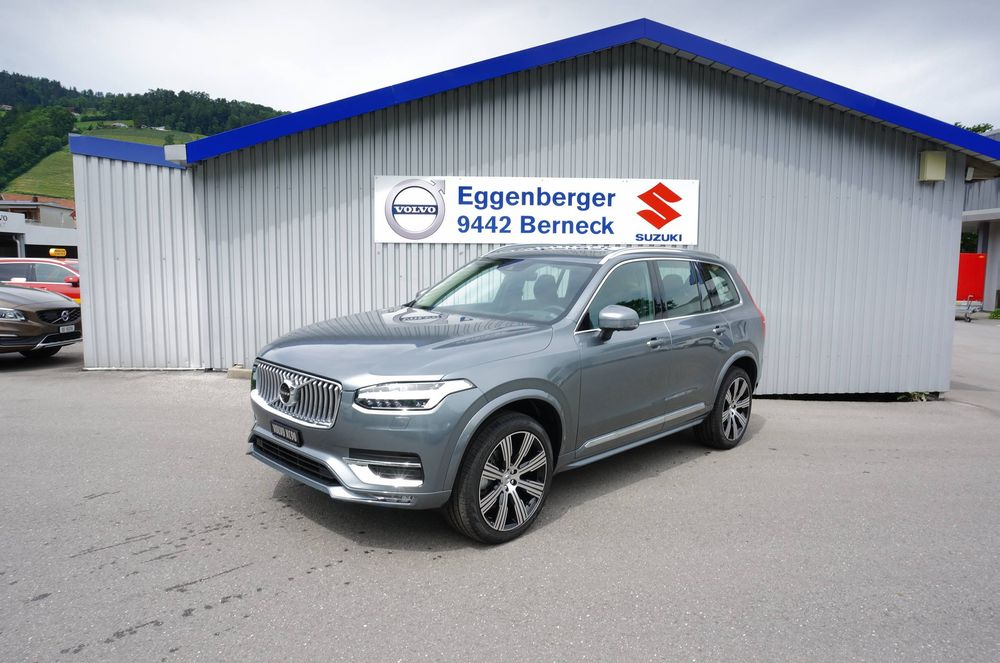Volvo XC90 2.0 B5 MH Inscription 7P. AWD
