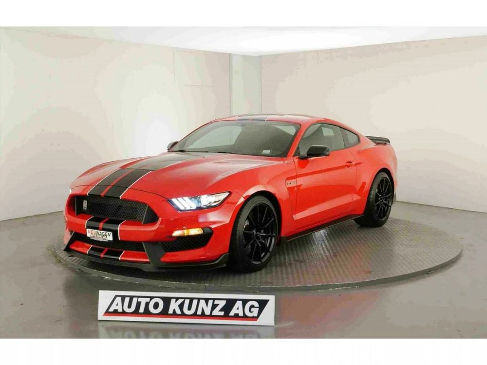 Ford MUSTANG Shelby Fastback GT350 5.2TI-VCT