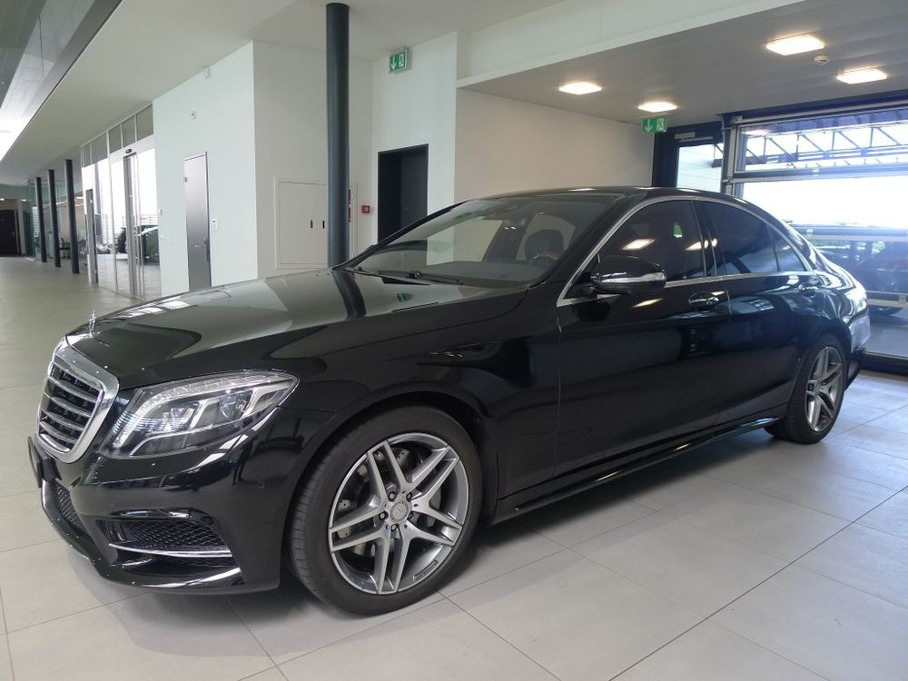 Mercedes-Benz S 500 4Matic 7G-Tronic