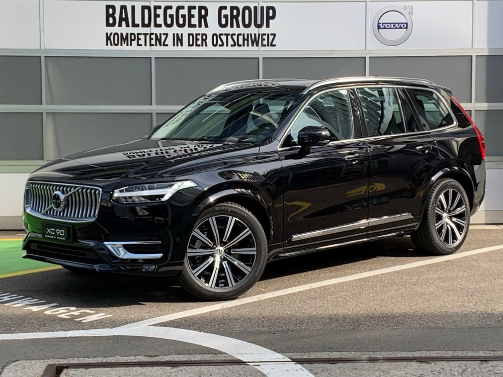 Volvo XC90 B5 Mild Hybrid AWD Inscription Gea