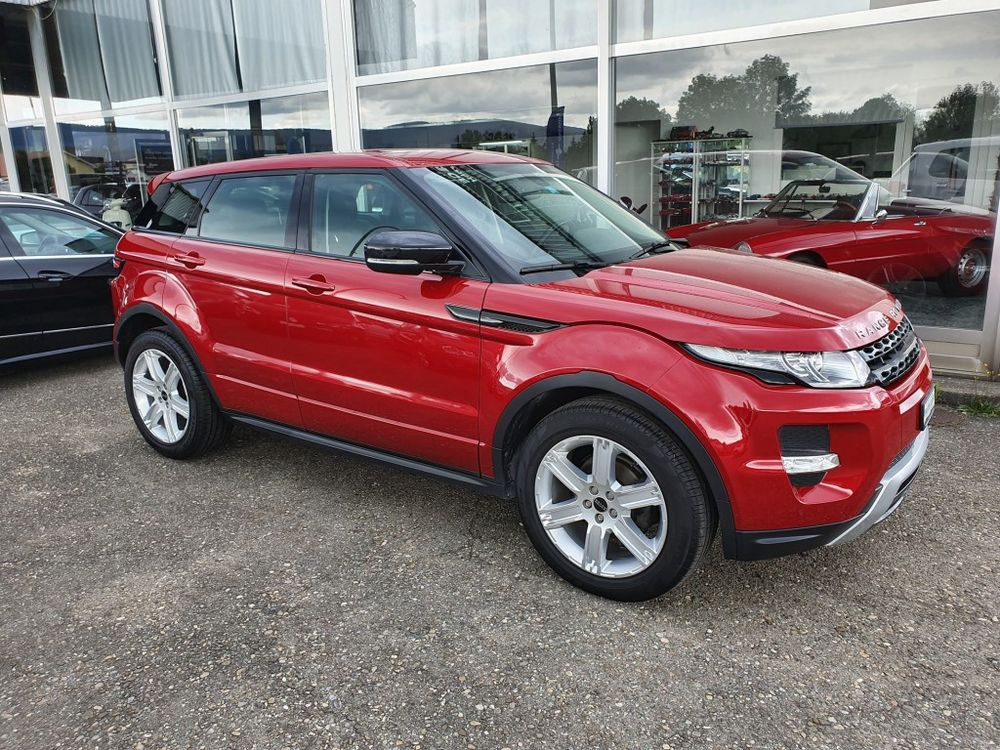 Land Rover Range Rover Evoque 2.0 Si4 Dynamic AT6