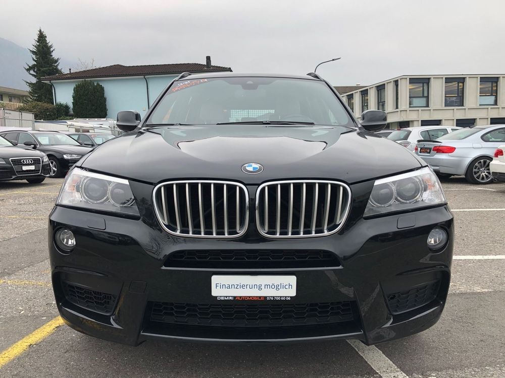BMW X3 xDrive 35d xLine Steptronic