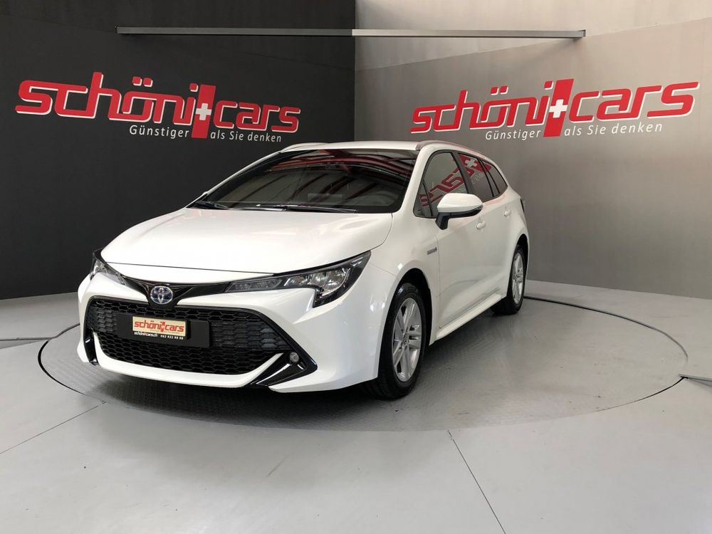 Toyota Corolla Touring Sports 1.8 HSD Business