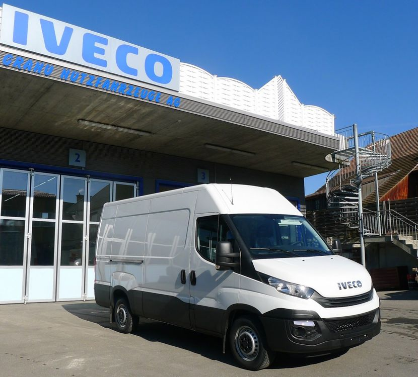 Iveco Daily 35 S 14 A8 VL