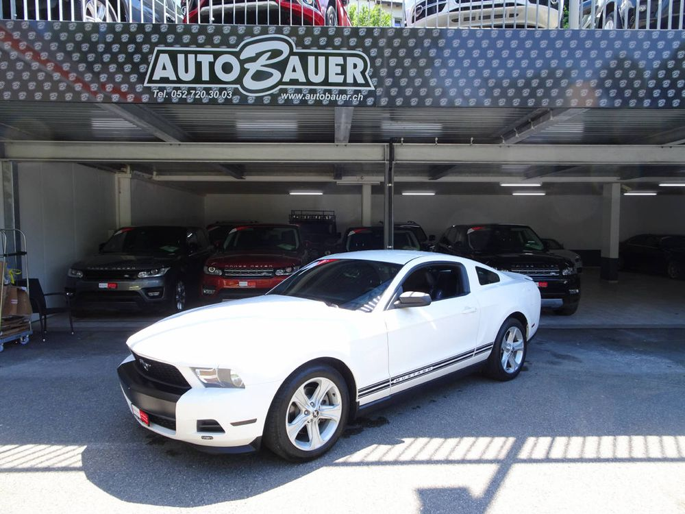 Ford Mustang Coupé 3.7 V6