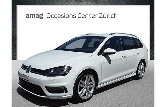 VW Golf Variant 2.0 TDI Highline 4Motion